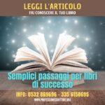 Semplici passaggi per libri di successo